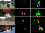A Generative Appearance Model for End-to-end Video Object Segmentation